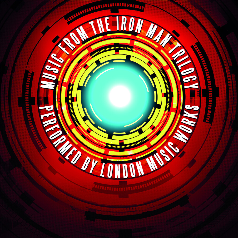 London Music Works Ltd - Music From The Iron Man Trilogy (Ltd)