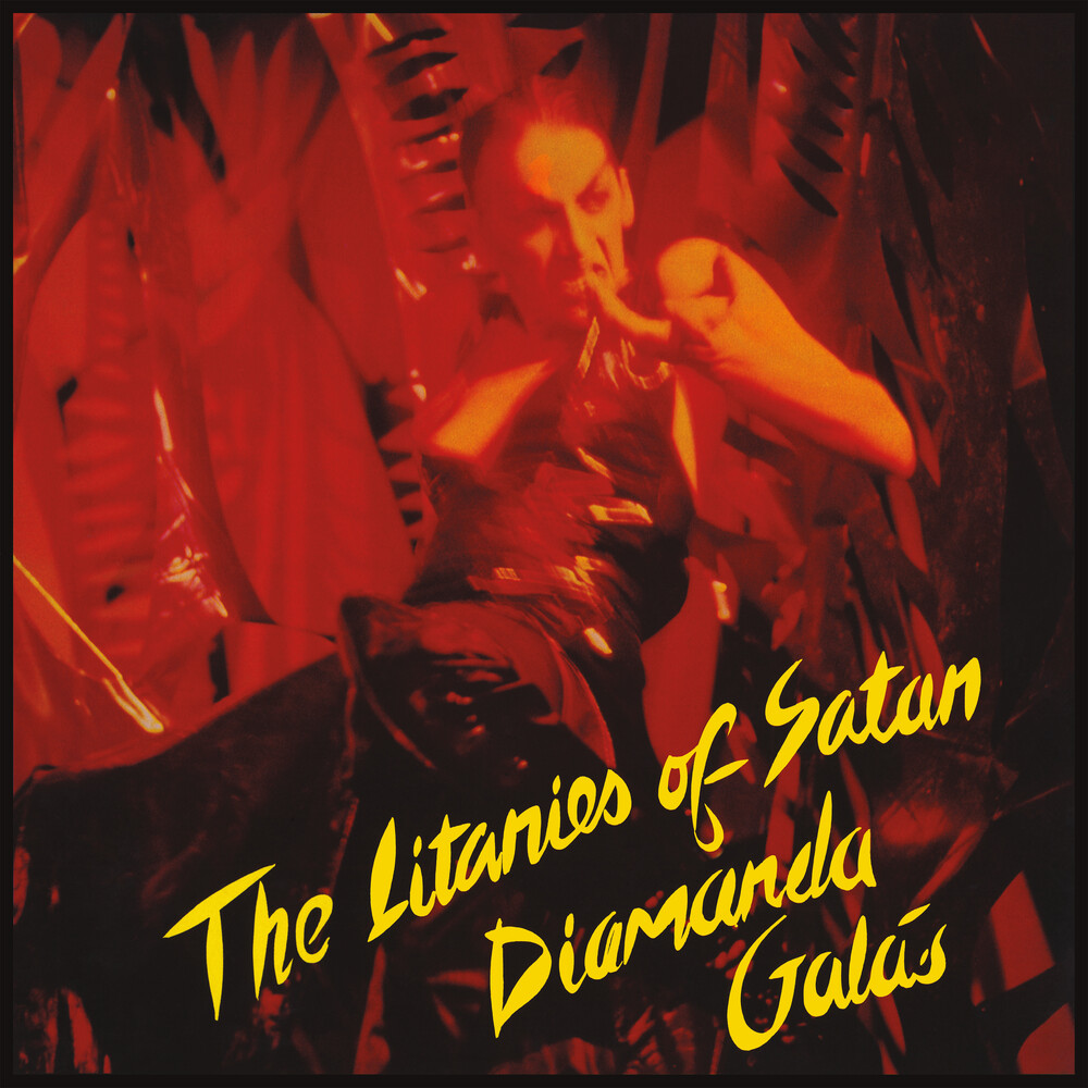 Diamanda Galas - The Litanies Of Satan: Remaster