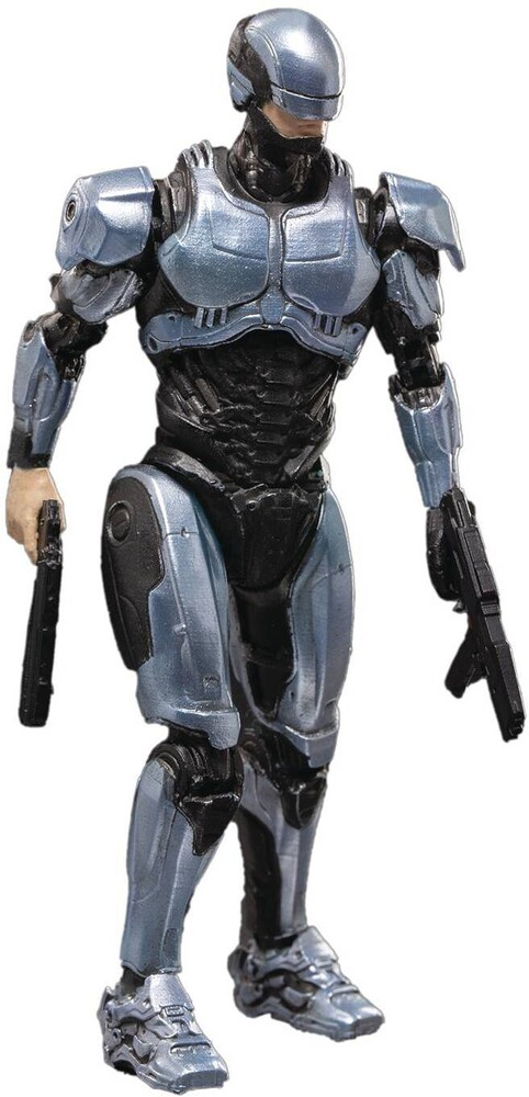 Hiya Toys - Hiya Toys - Robocop 2014 Robocop SilVersion PX 1/18 Scale Figure