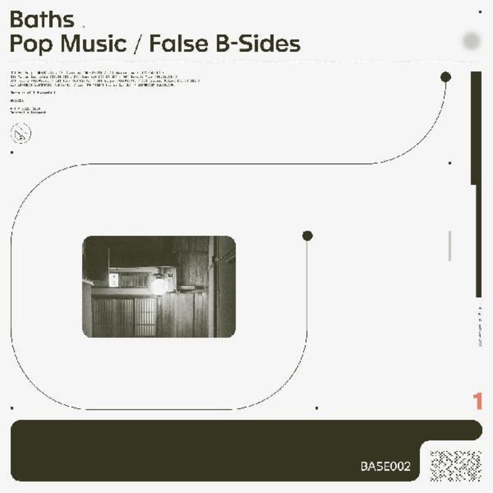 Baths - Pop Music / False B Sides (Colv) (Crem)