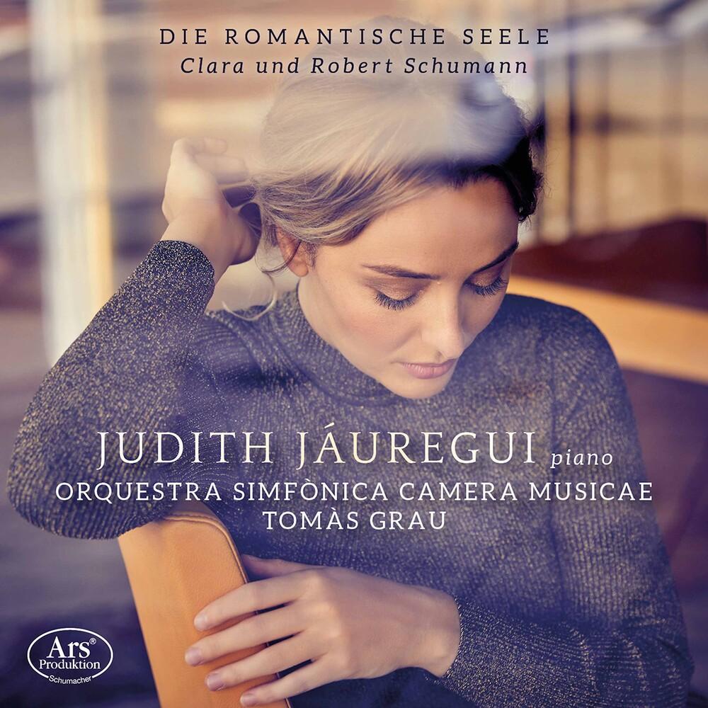 Judith Jáuregui - Die Romantische Seele (Hybr)
