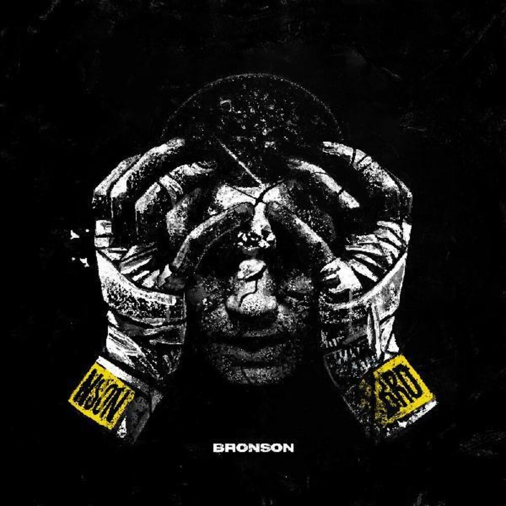 BRONSON - BRONSON [Limited Edition Black & Yellow LP]