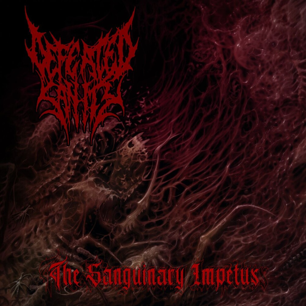 Defeated Sanity - The Sanguinary Impetus [Random Color LP]