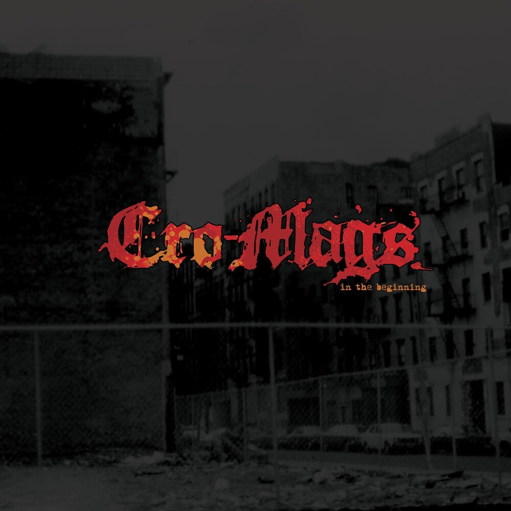 Cro-Mags - In The Beginning [Indie Exclusive Limited Edition Ultra Clear w/ Canary Yellow and Tangerine Splatter LP]