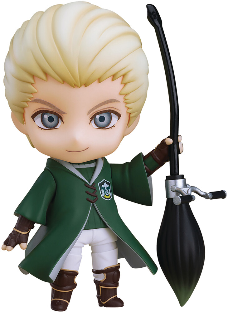 Good Smile Company - Good Smile Company - Harry Potter - Draco Malfoy Nendoroid QuidditchVersion Action Figure