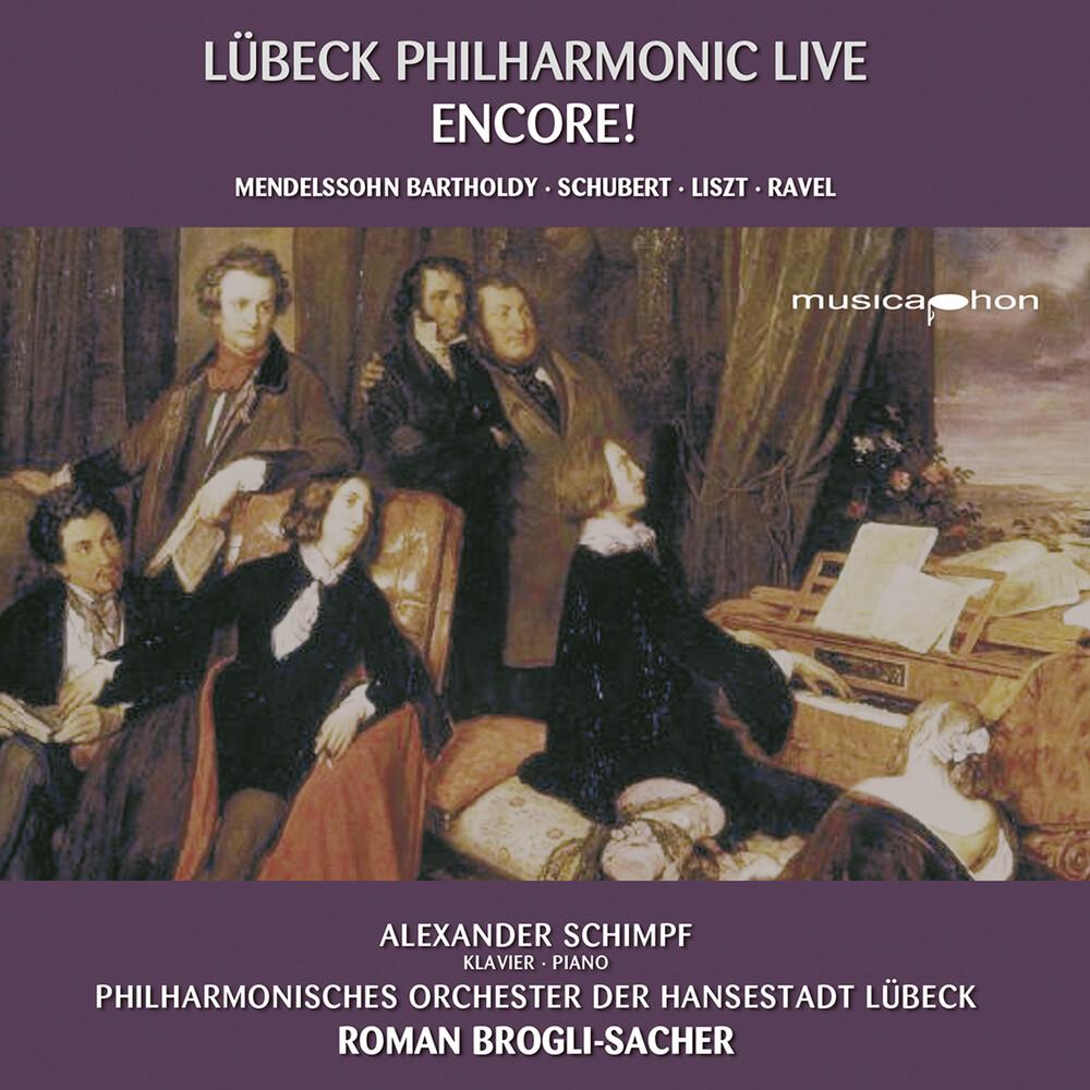 Lubeck Philharmonic Orchestra - Encore (Hybr)