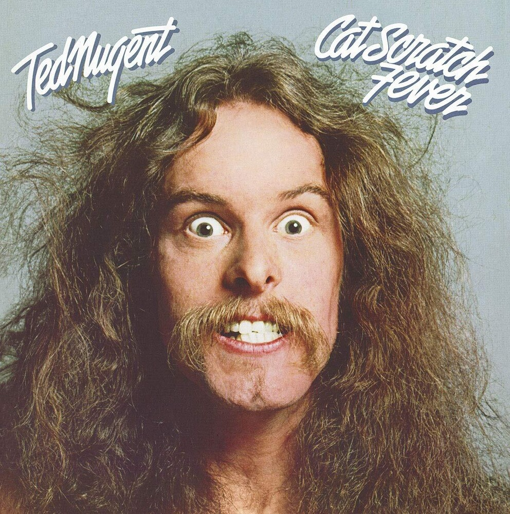 Ted Nugent - Cat Scratch Fever (Blue) [Colored Vinyl] [Limited Edition] (Hol)