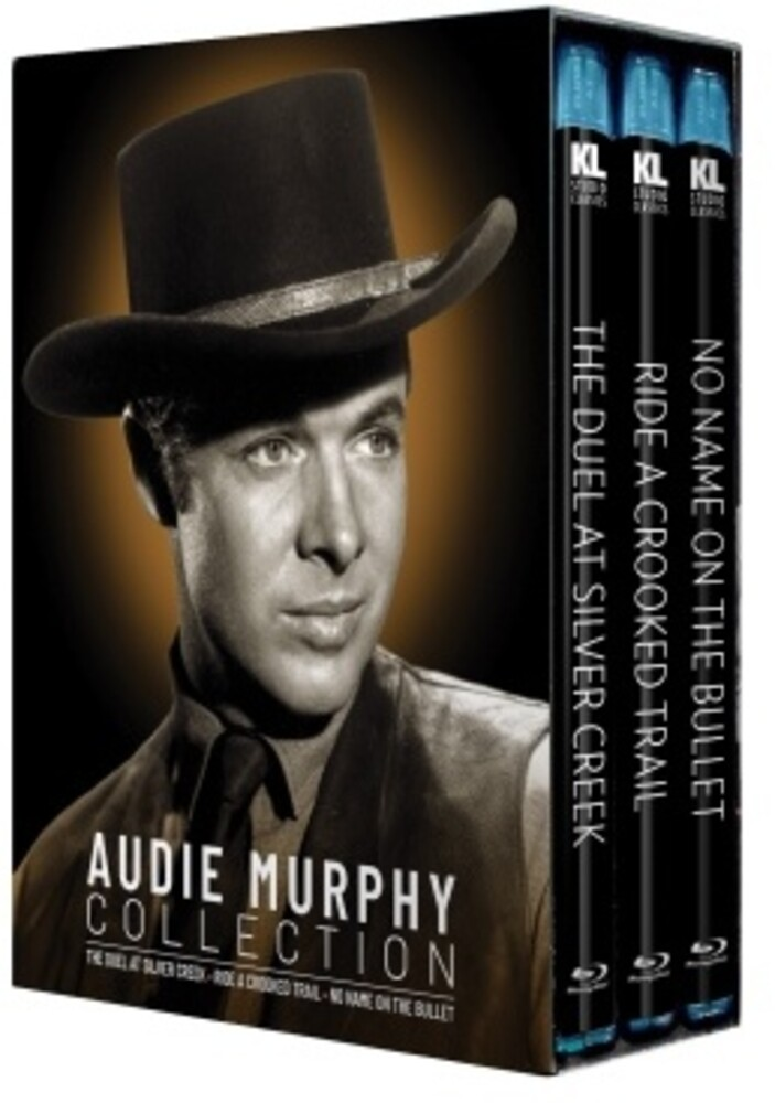 - Audie Murphy Collection (3pc) / (3pk)