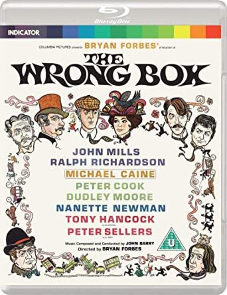 Wrong Box (Standard Edition) - The Wrong Box