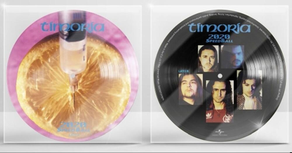 Timoria - 2020 Speedball (Ltd) (Ogv) (Pict) (Ita)