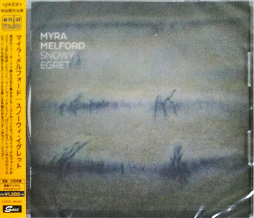 Myra Melford - Snowy Egret [Remastered] (Jpn)
