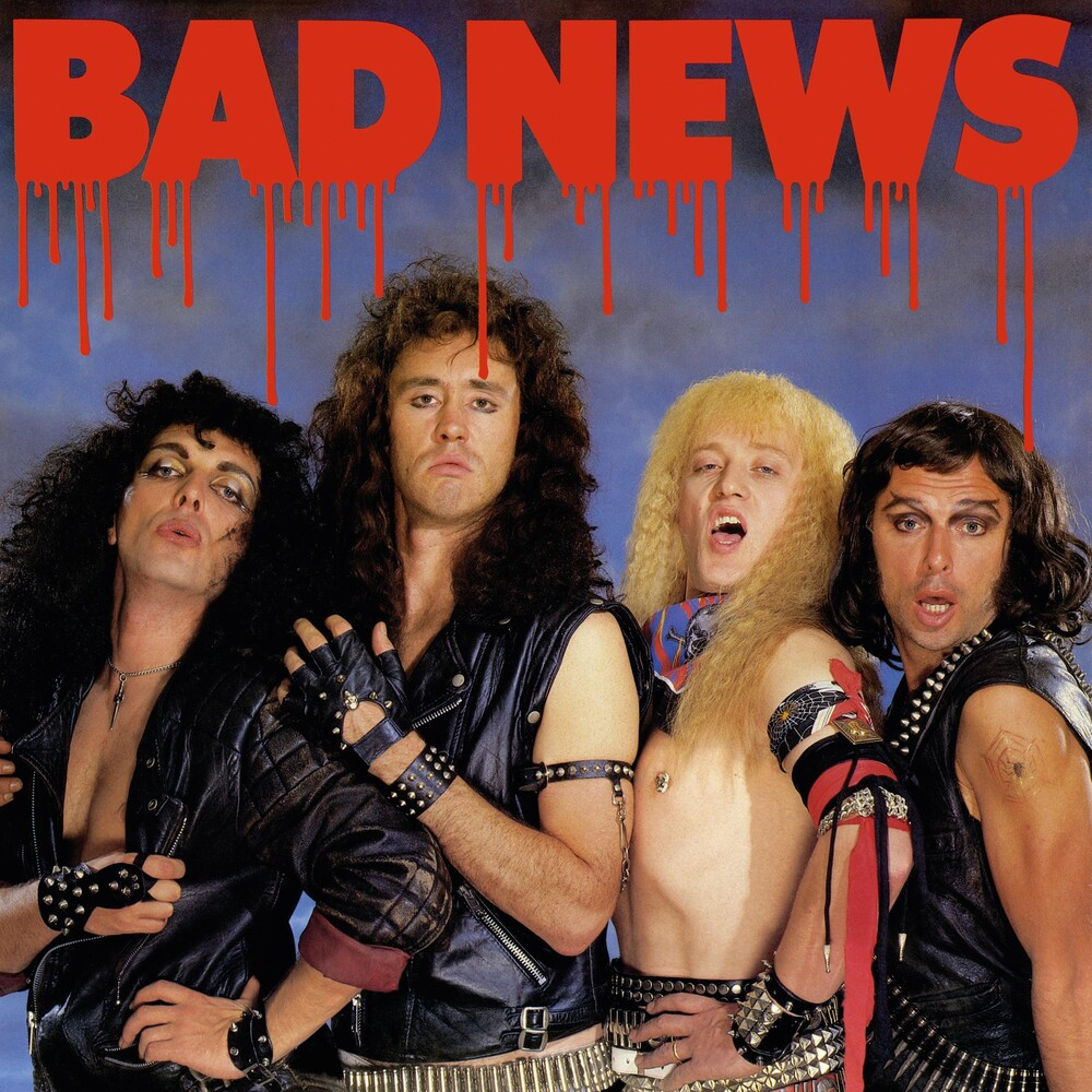 Bad News - Bad News (Ofgv) (Red) (Uk)