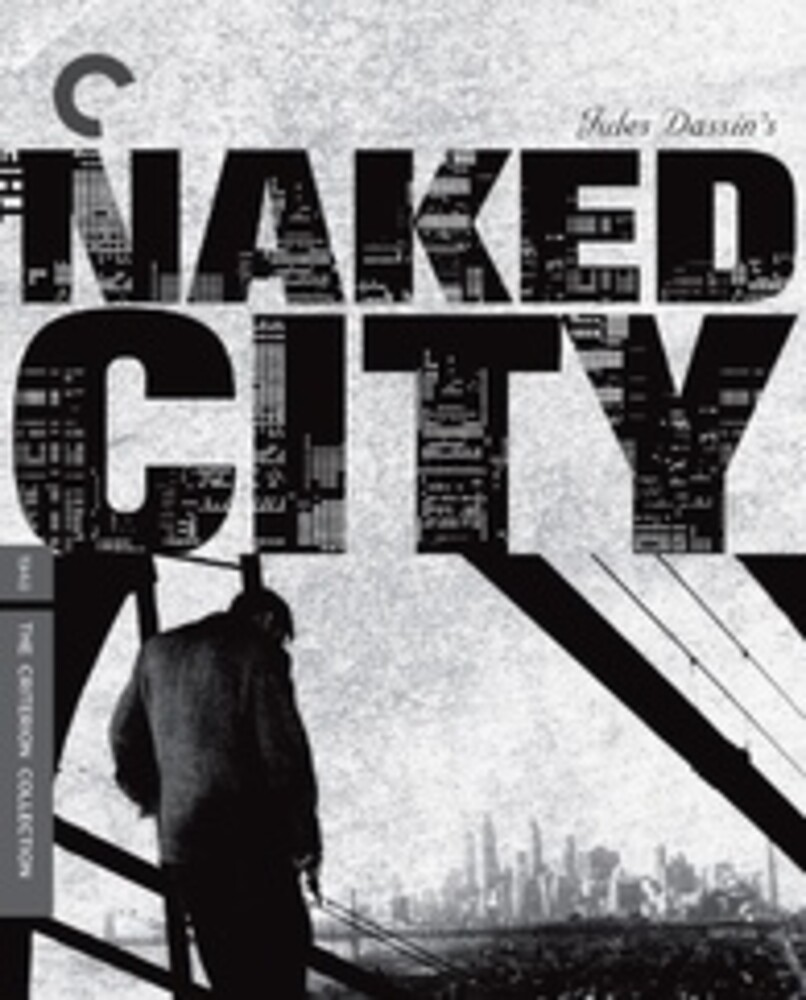 - Criterion Collection: Naked City / (4k Rstr Spec)