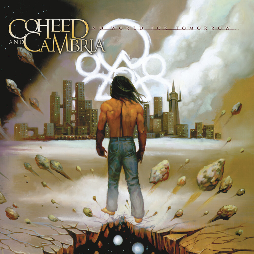 Coheed & Cambria - Good Apollo Im Burning Star IV, Volume 2: No World For Tomorrow