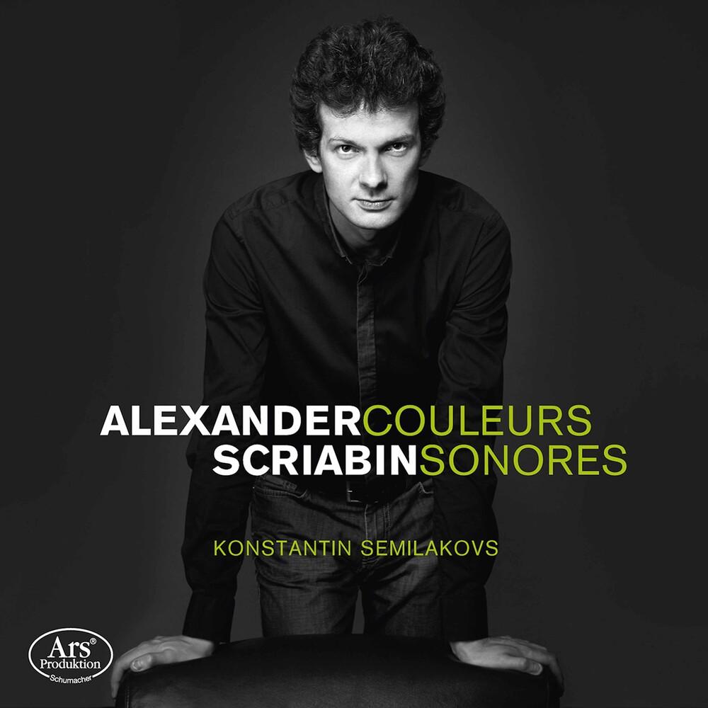 Scriabin / Semilakovs - Couleurs & Sonores
