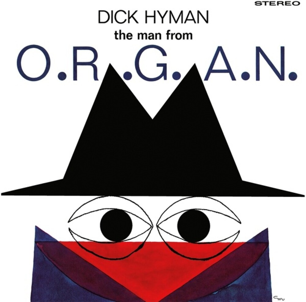 Dick Hyman - Man From Organ