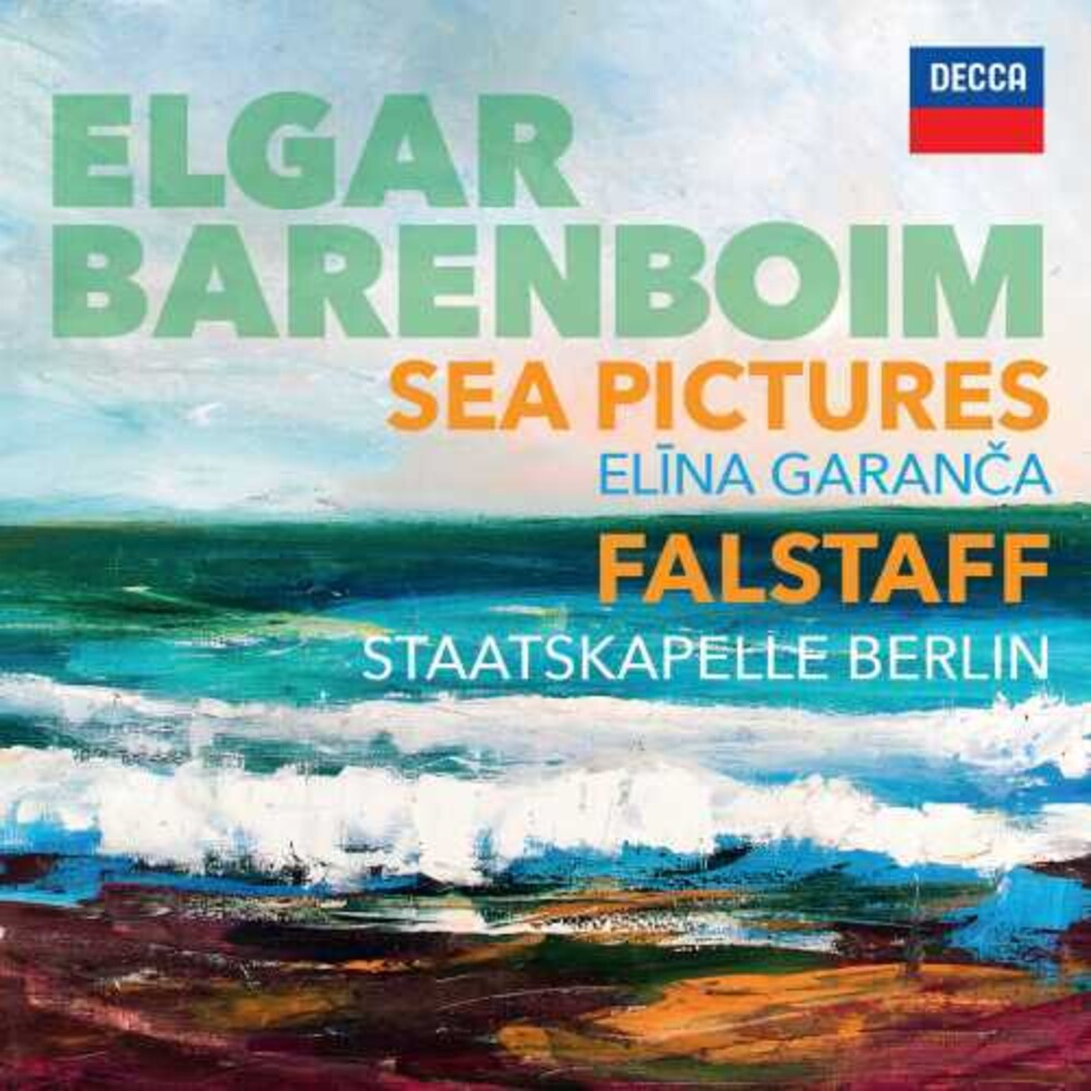 Daniel Barenboim - Elgar (Uk)