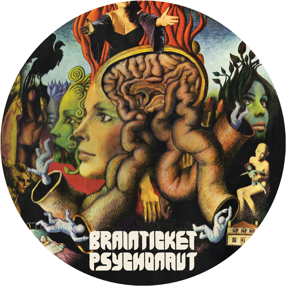 Brainticket - Psychonaut (Picture Vinyl) (Pict)