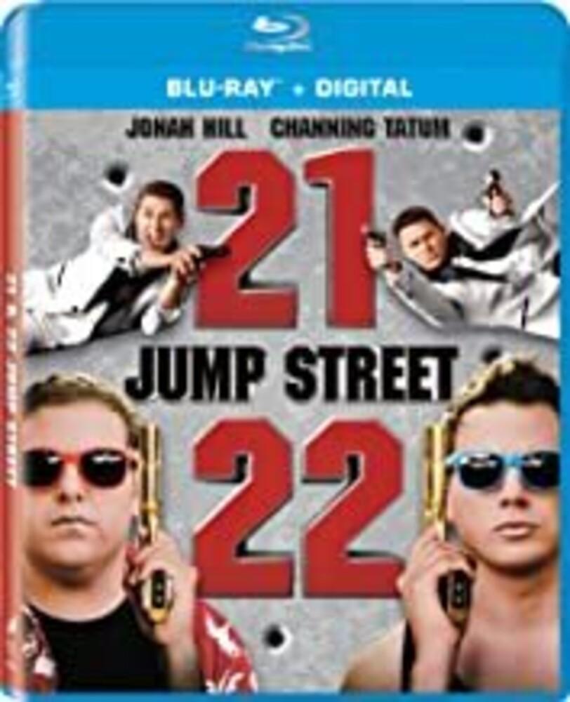 Christopher Miller - 21 Jump Street / 22 Jump Street (2pc) / (2pk Digc)
