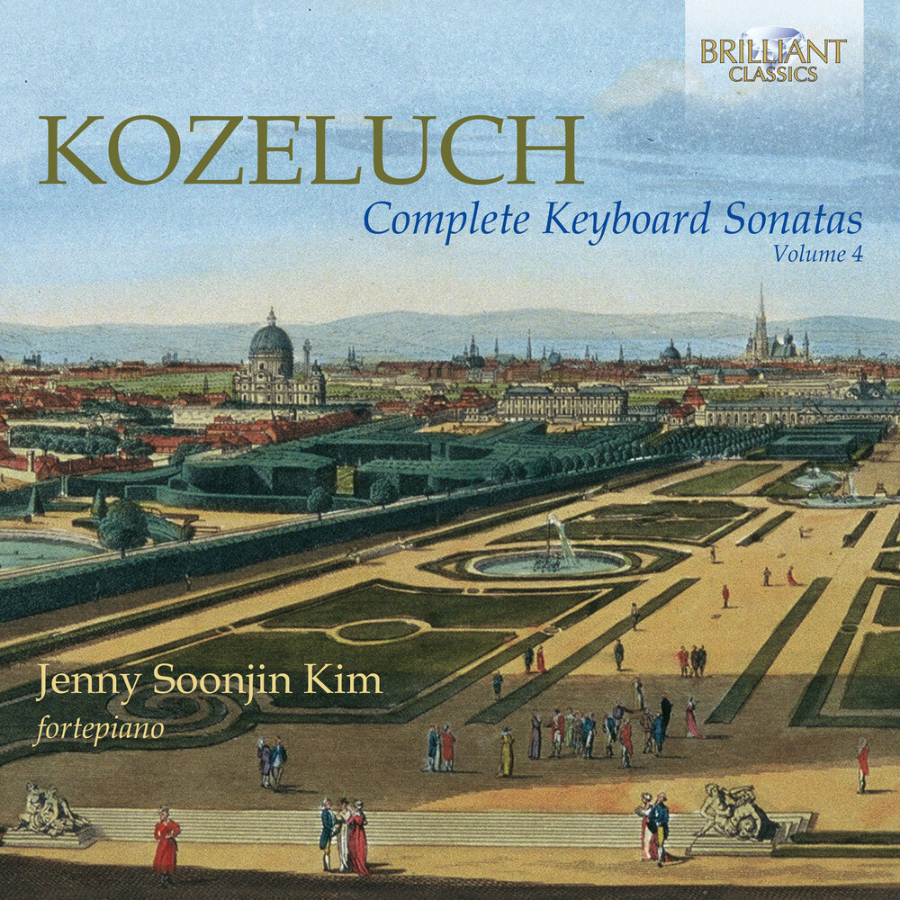 Kozeluch / Kim - Complete Keyboard Sonatas 4 (Box) (4pk)