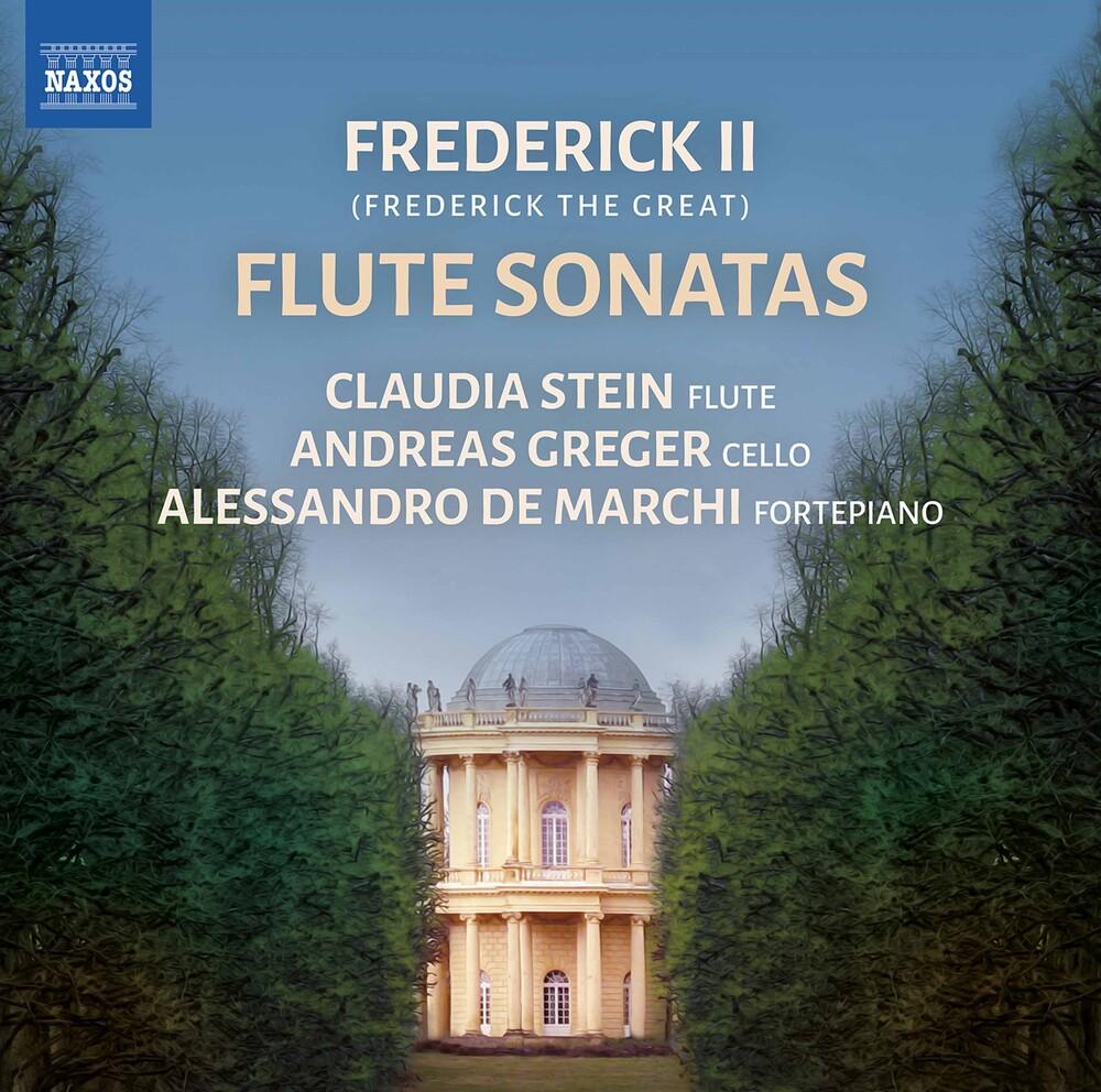 Claudia Stein - Flute Sonatas