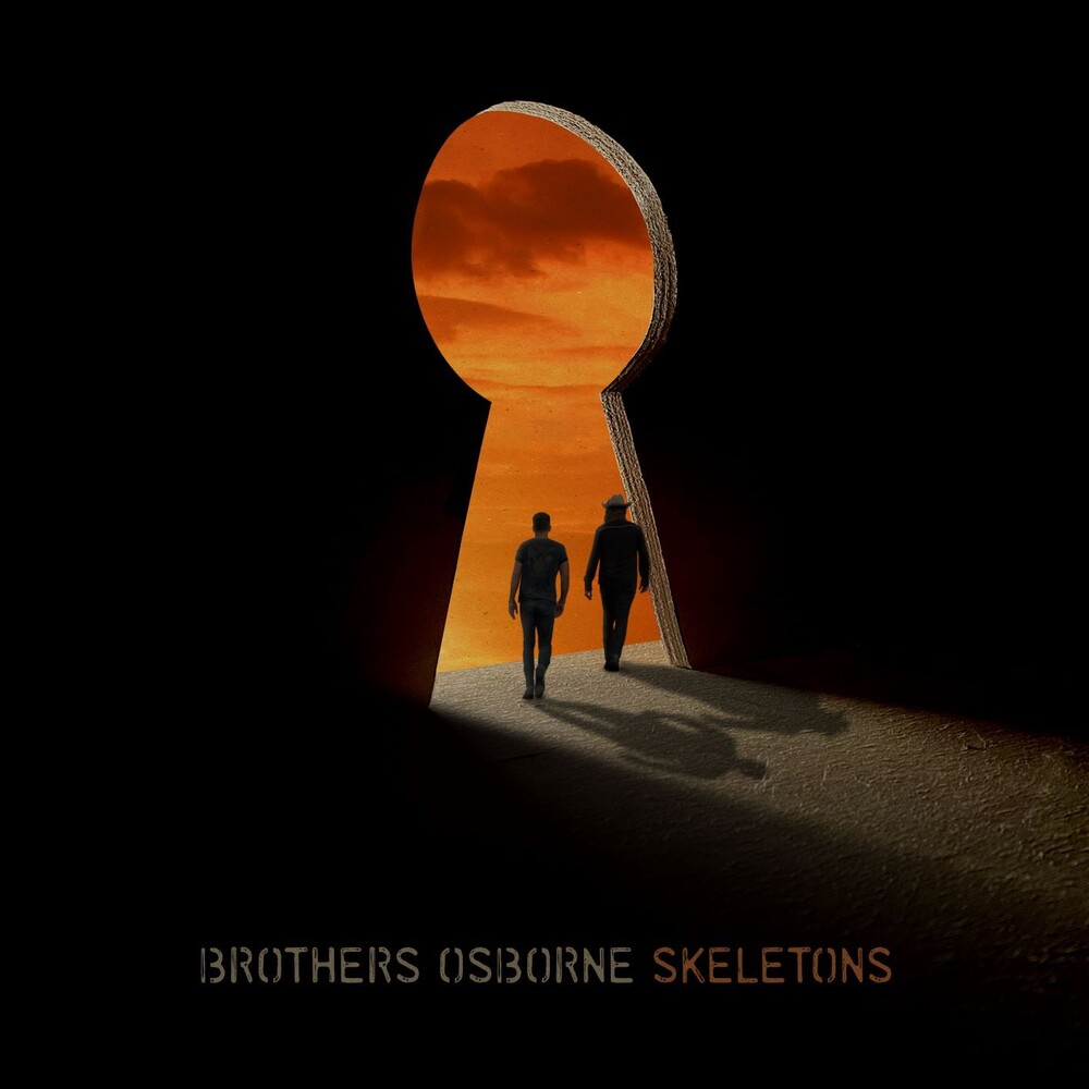 Brothers Osborne - Skeletons [LP+Bonus Slipmat]