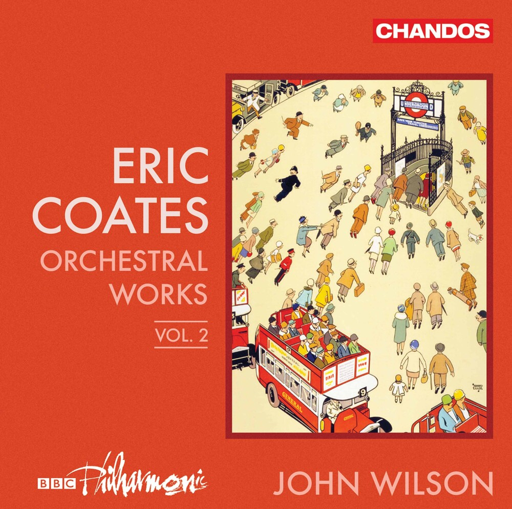 BBC Philharmonic - Orchestral Works 2