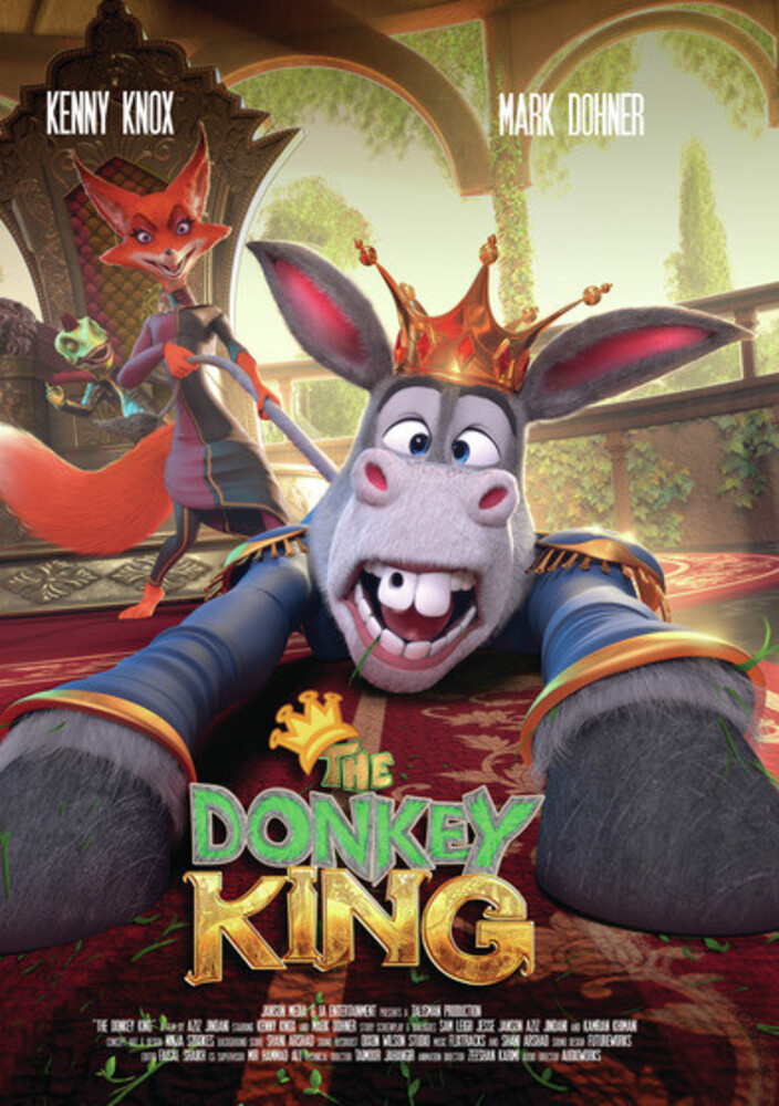 - Donkey King / (Mod Ac3 Dol)