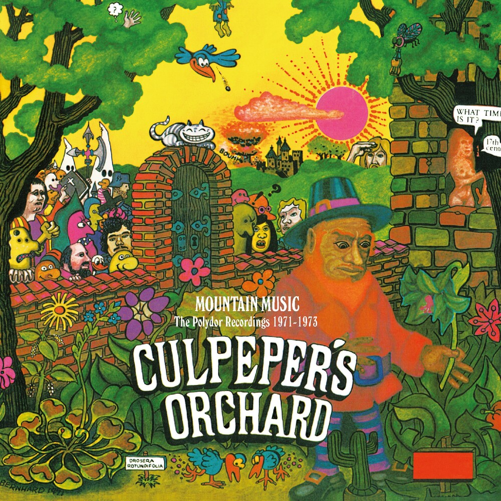 Culpepers Orchard - Mountain Music: Polydor Recordings 1971-1973