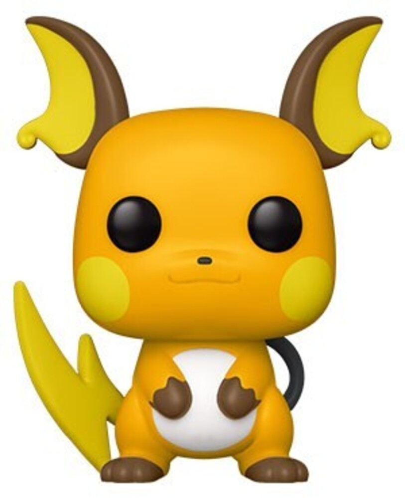 - FUNKO POP! Games: Pokemon- Raichu