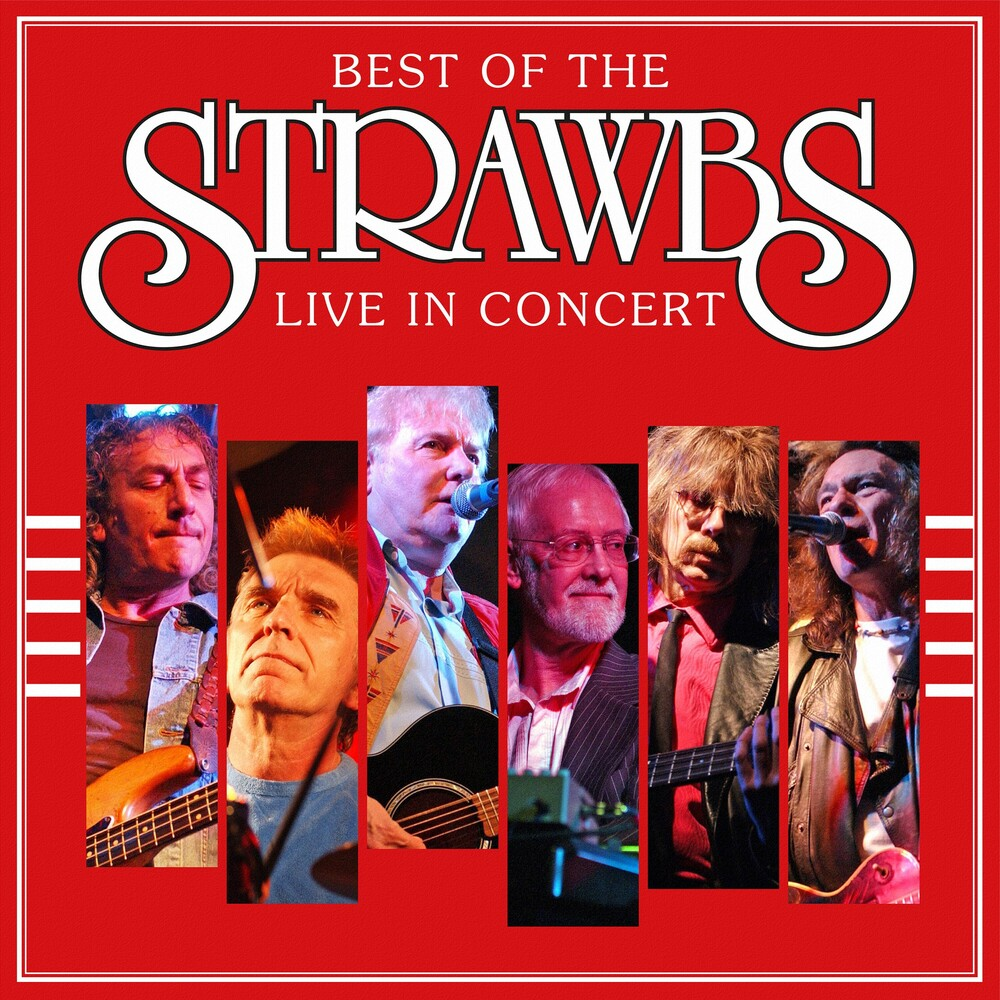 Strawbs - Best Of: Live In Concert