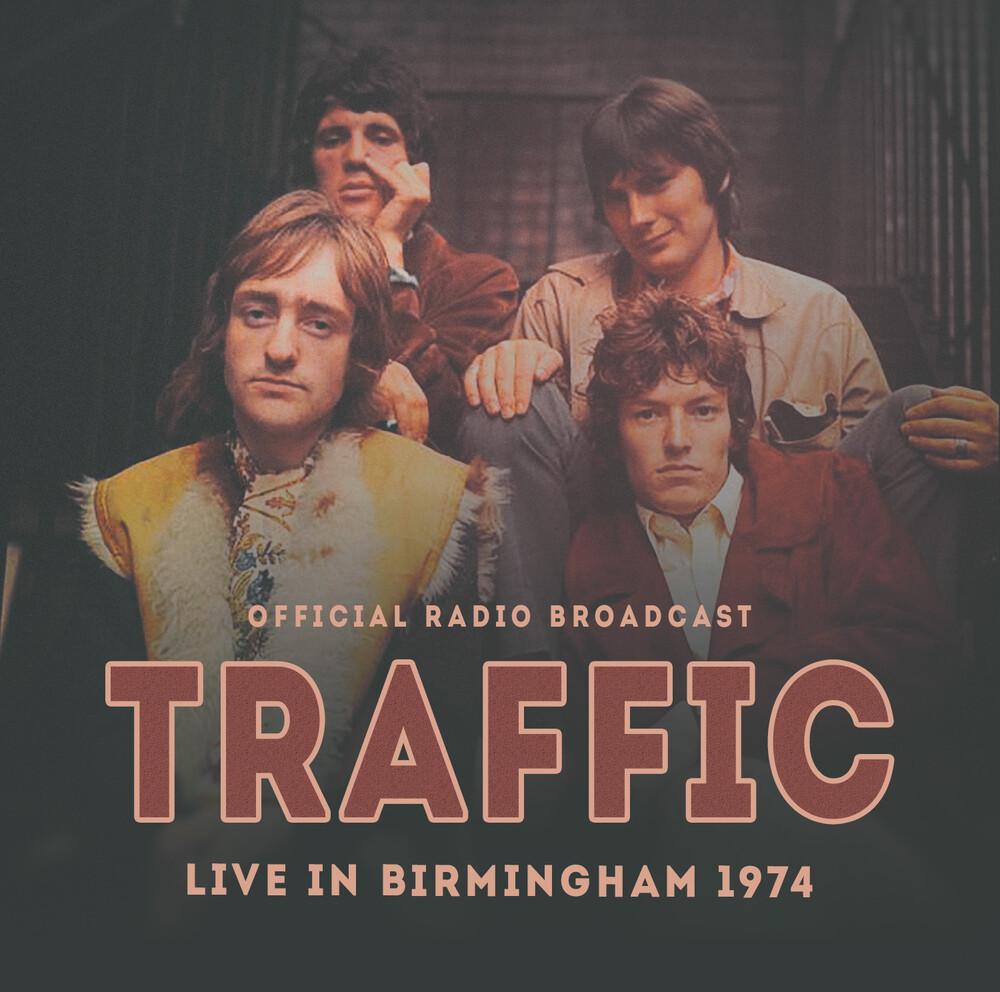 Traffic - Live In Birmingham 1974