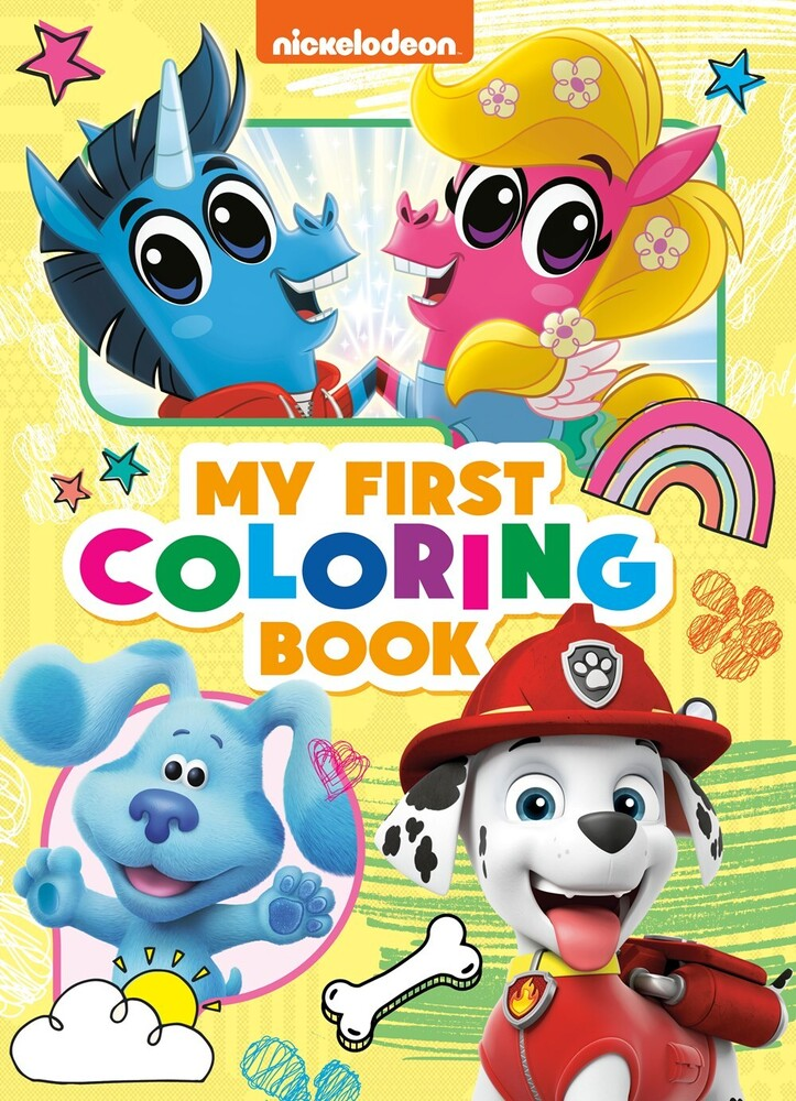 - My First Coloring Book (Nickelodeon)