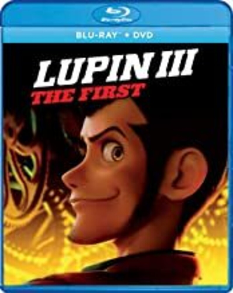 Lupin III: The First - Lupin Iii: The First (2pc) (W/Dvd) / (2pk)