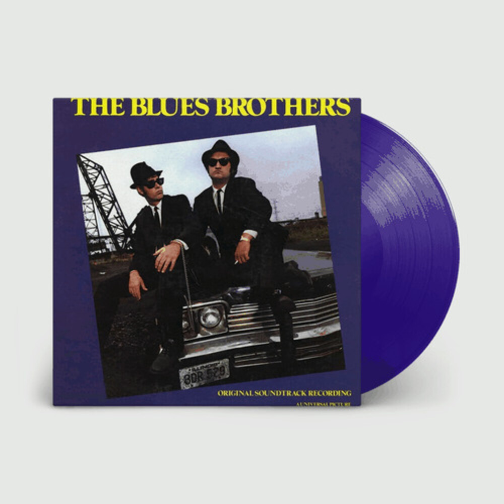Blues Brothers Blue Colv Uk - Blues Brothers / O.S.T. (Blue) [Colored Vinyl] (Uk)