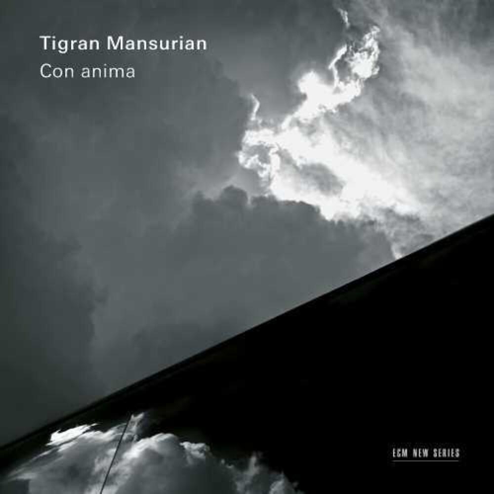 Kashkashian / Pogossian / Manouelian - Tigran Mansurian: Con Anima