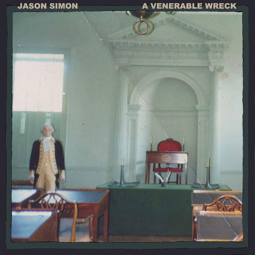 Jason Simon - A Venerable Wreck