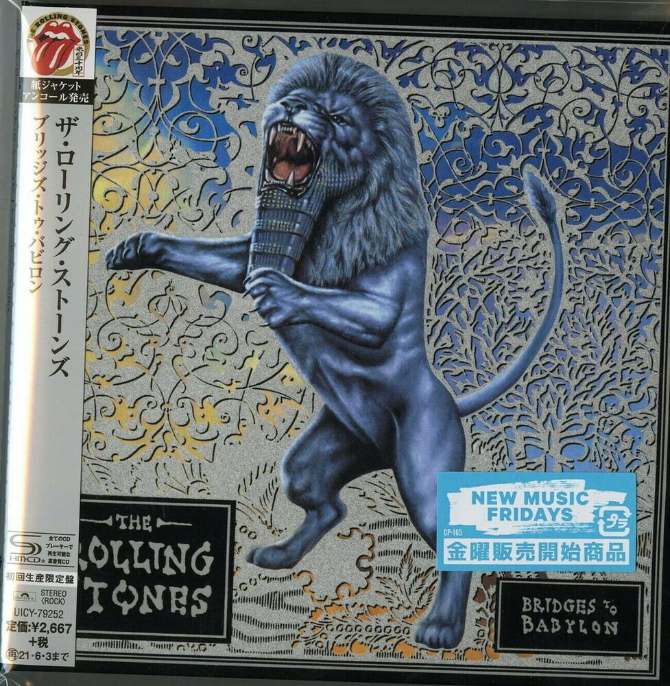 The Rolling Stones - Bridges To Babylon (SHM-CD) (Paper Sleeve) [Import]