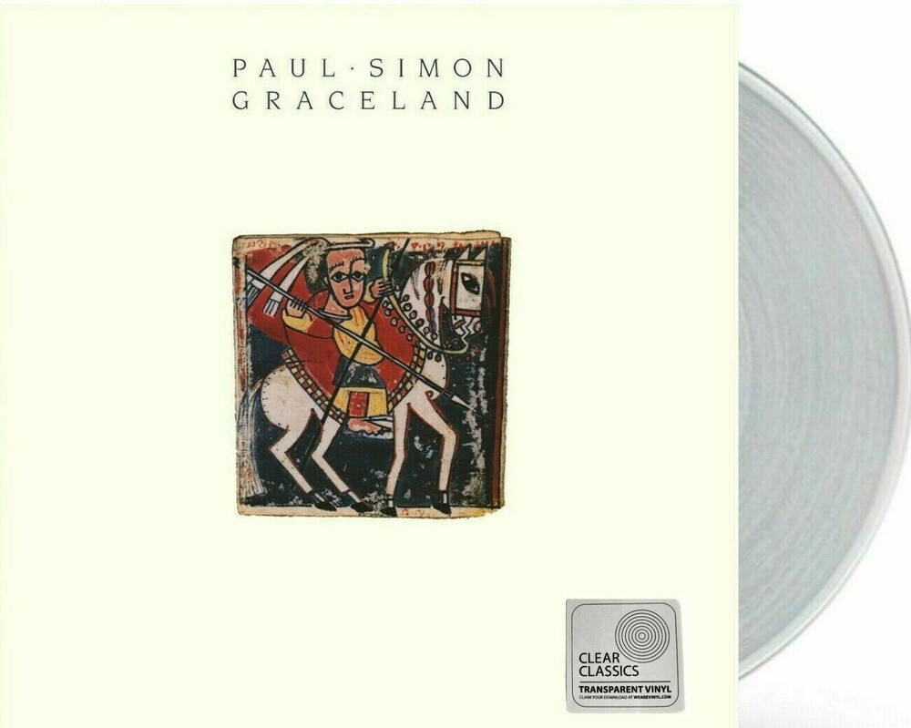 Paul Simon - Graceland [Clear Vinyl] [Limited Edition] (Fra)