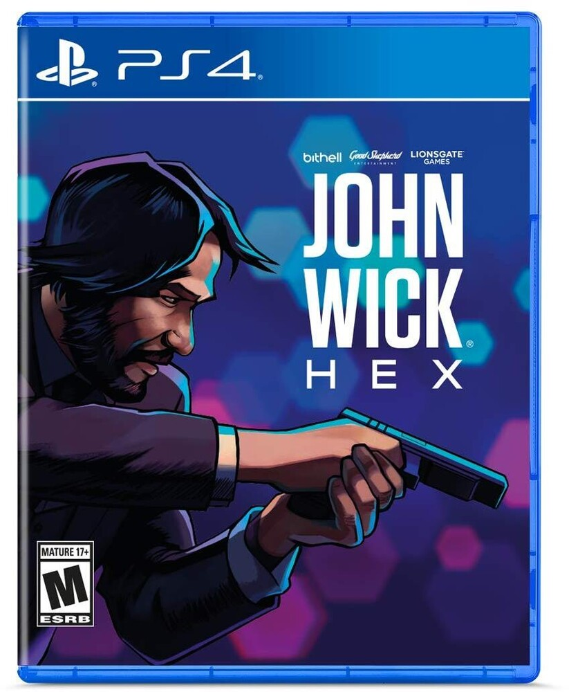 Ps4 John Wick Hex - Ps4 John Wick Hex