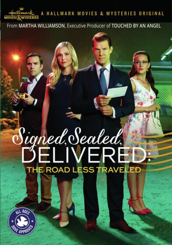 - Signed, Sealed, Delivered: The Road Less Traveled