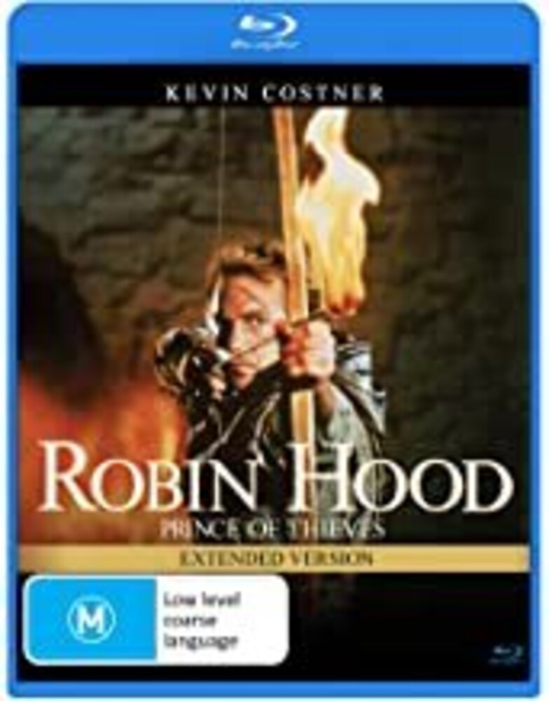 Robin Hood: Prince of Thieves - Robin Hood: Prince Of Thieves / (Exed Aus)