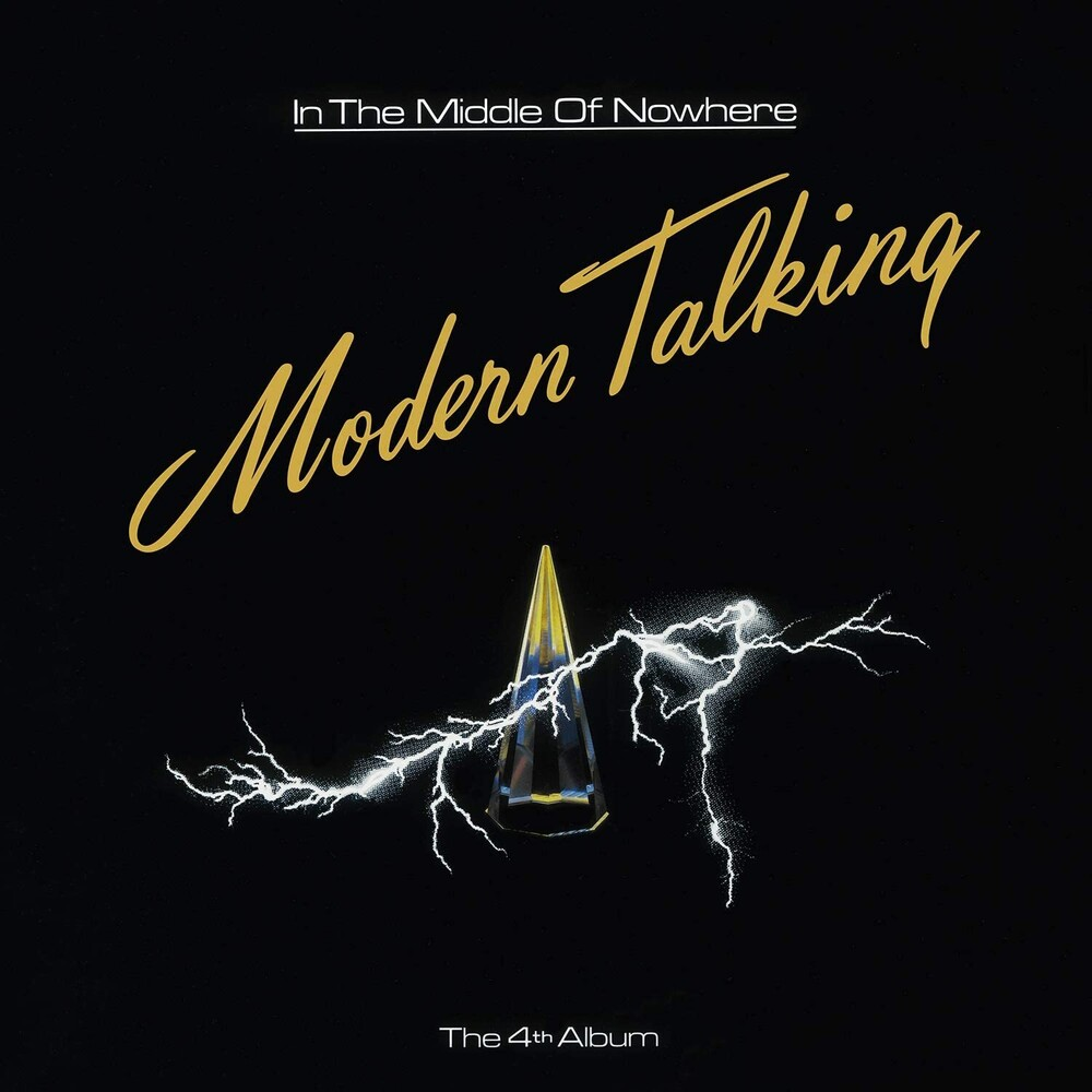Modern Talking - In The Middle Of Nowhere [Limited 180-Gram Gold & Black Marble Colored Vinyl]