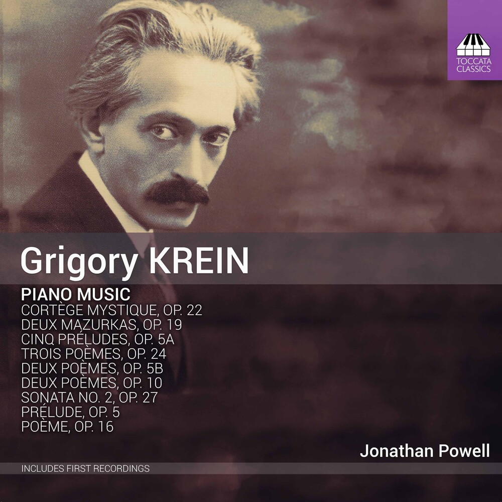 Krein / Powell - Piano Music