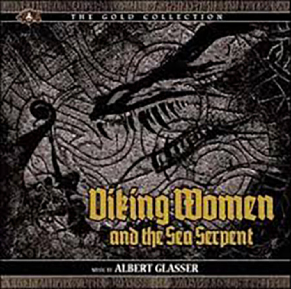 Albert Glasser Ita - Viking Women and the Sea Serpent (Original Soundtrack)