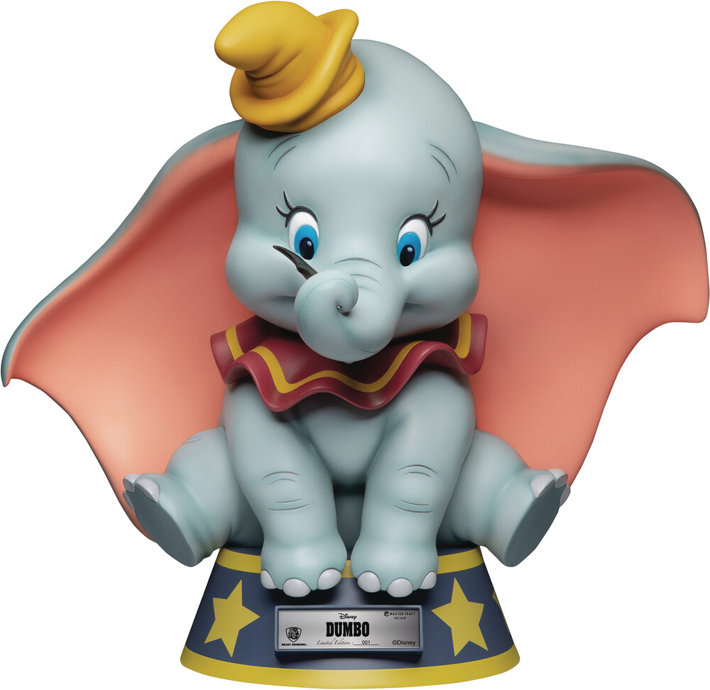 Beast Kingdom - Beast Kingdom - Dumbo Mc-028 Master Craft Statue (Net)