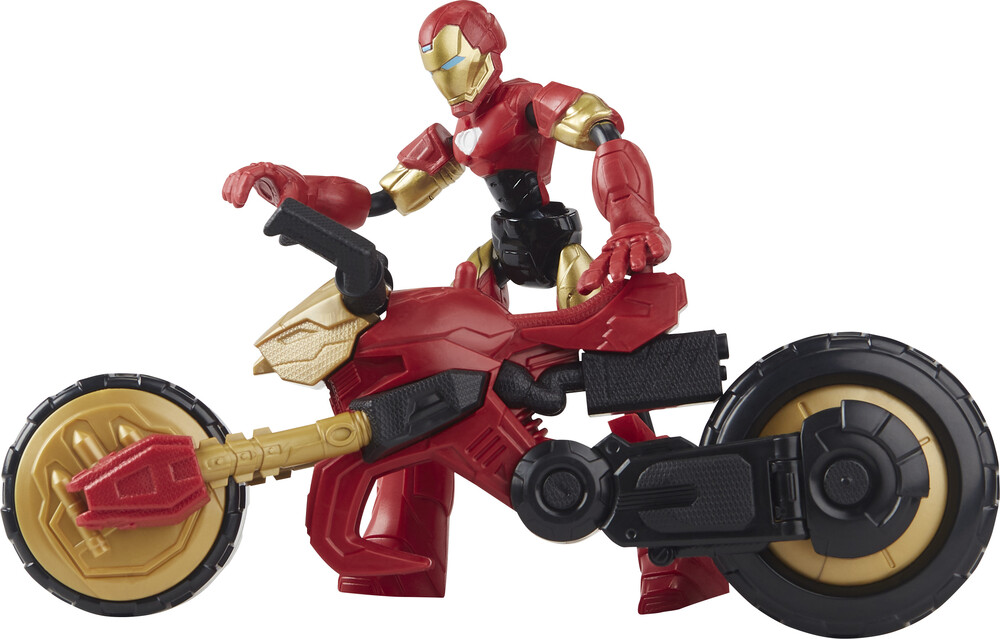 - Hasbro Collectibles - Marvel Avengers Bend And Flex Vehicle