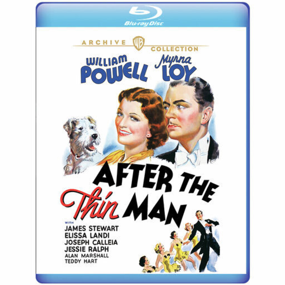 After the Thin Man (1936) - After The Thin Man (1936) / (Full Mod Amar Sub)