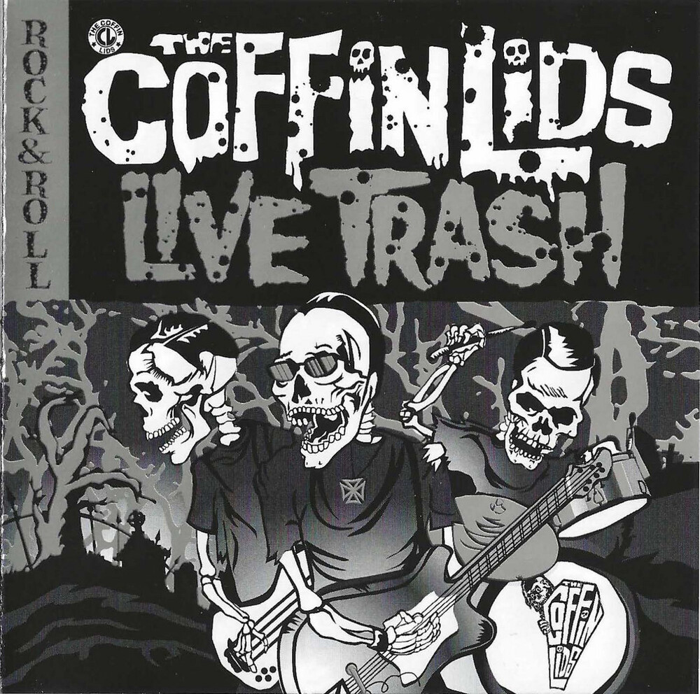 Coffin Lids - Live Trash (Uk)