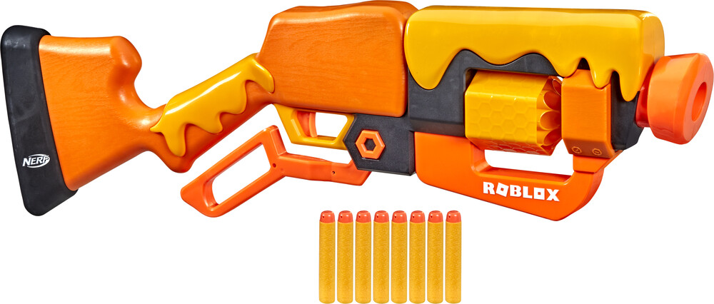 Ner Roblox Crystal - Hasbro Collectibles - Nerf Roblox Crystal